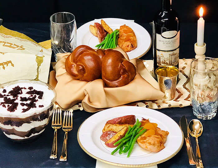 Shabbat Dinner Boxes Available in Boston, MA